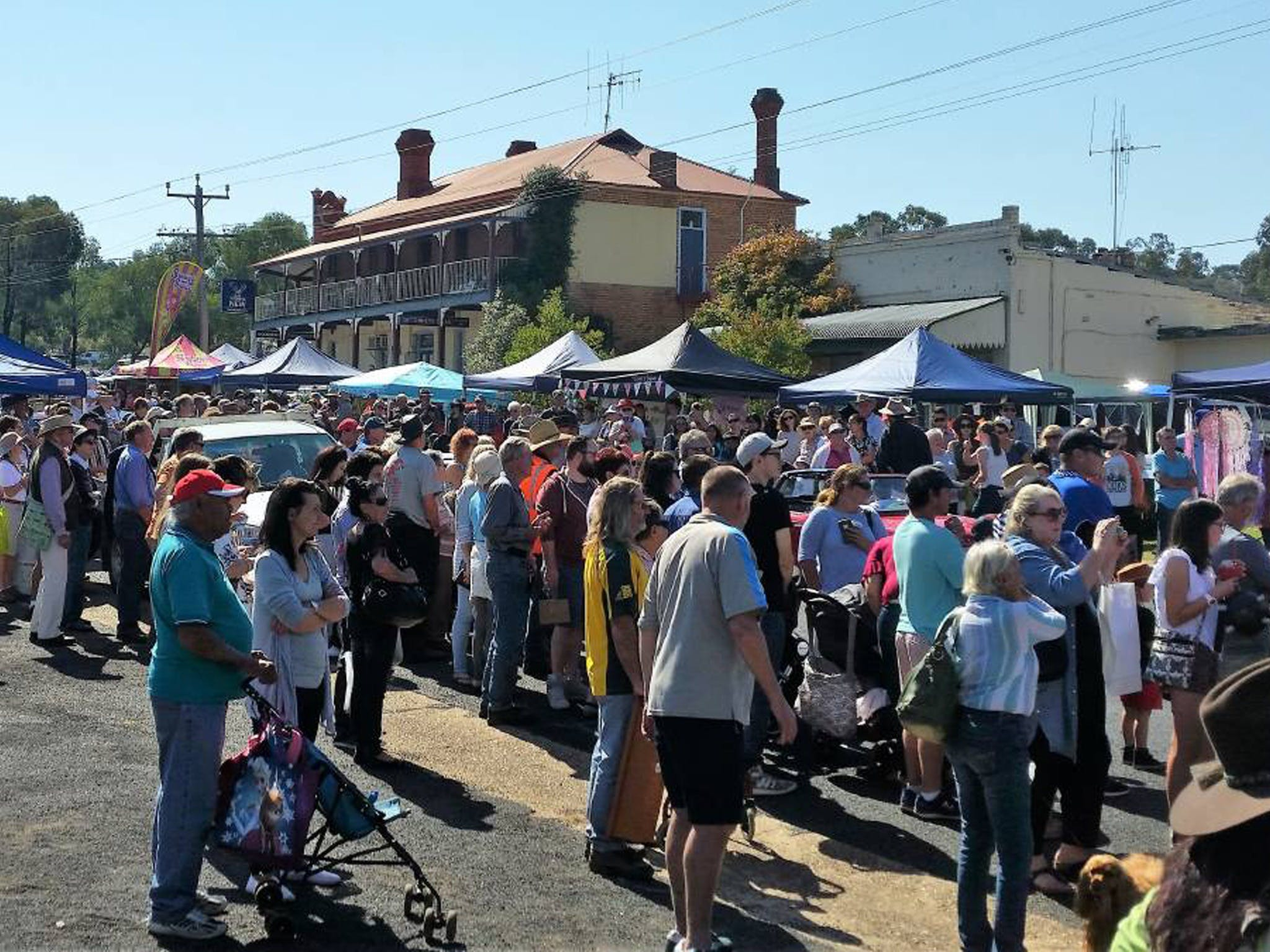 Man from Ironbark Festival - Sunshine Coast Tourism