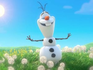 Meet Olaf from Frozen - Sunshine Coast Tourism