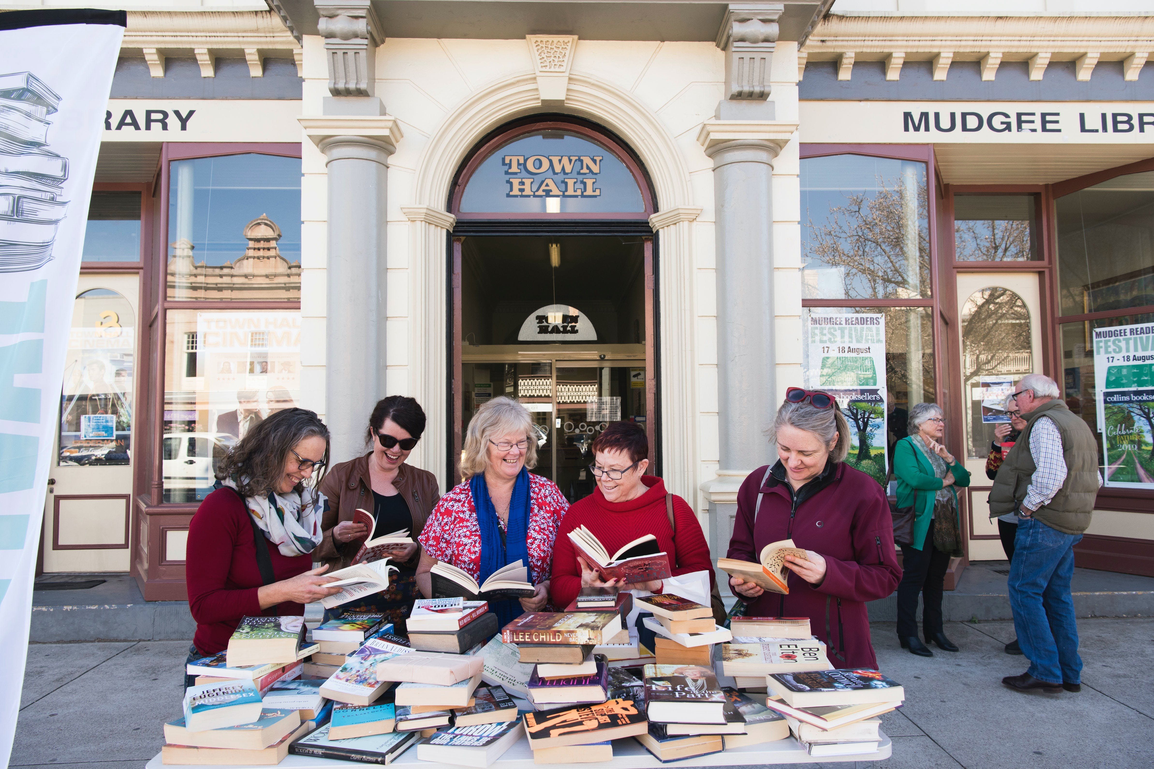Mudgee Readers' Festival - Sunshine Coast Tourism