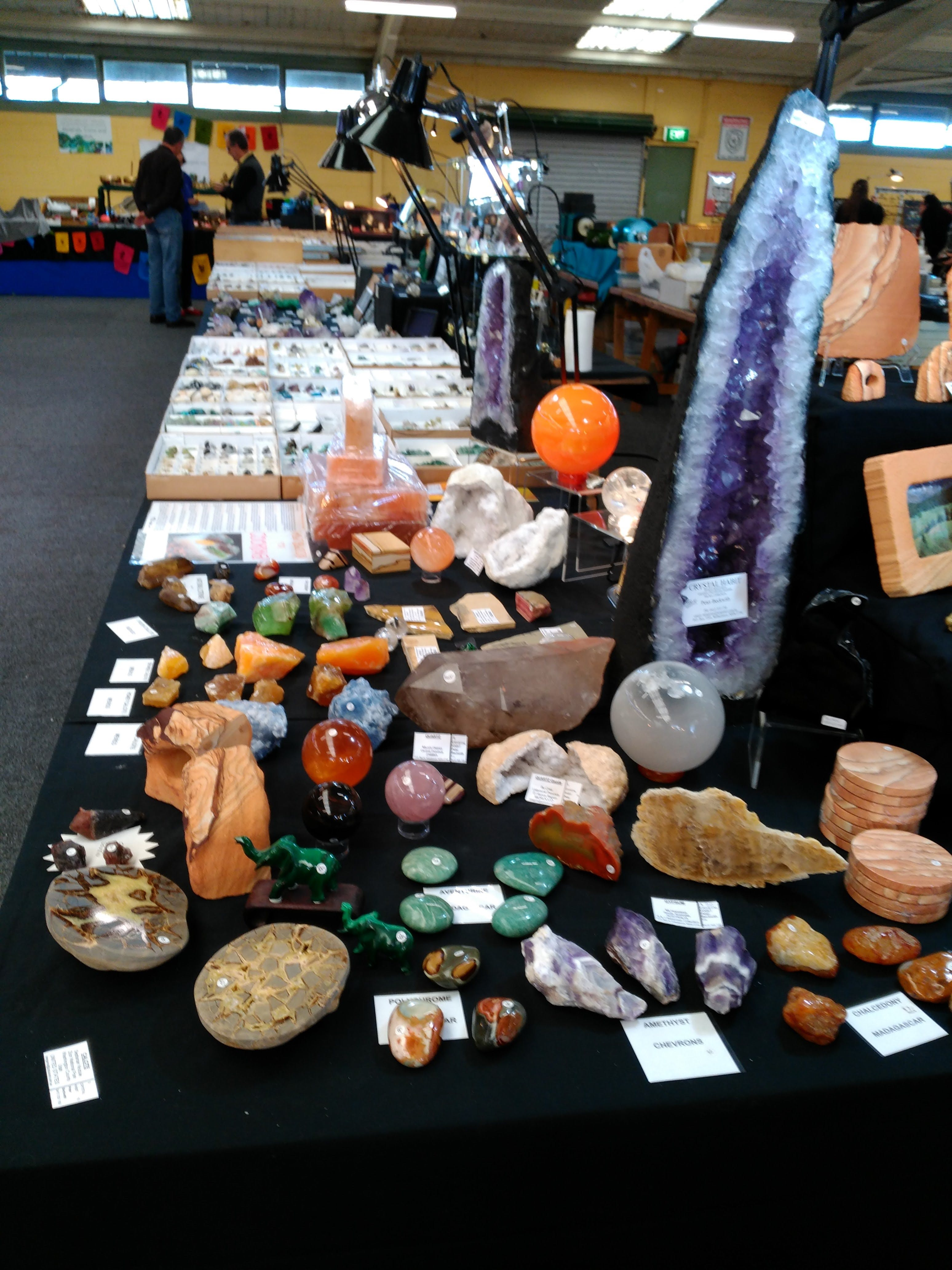 National Gem And Crystal Expo - Sunshine Coast Tourism