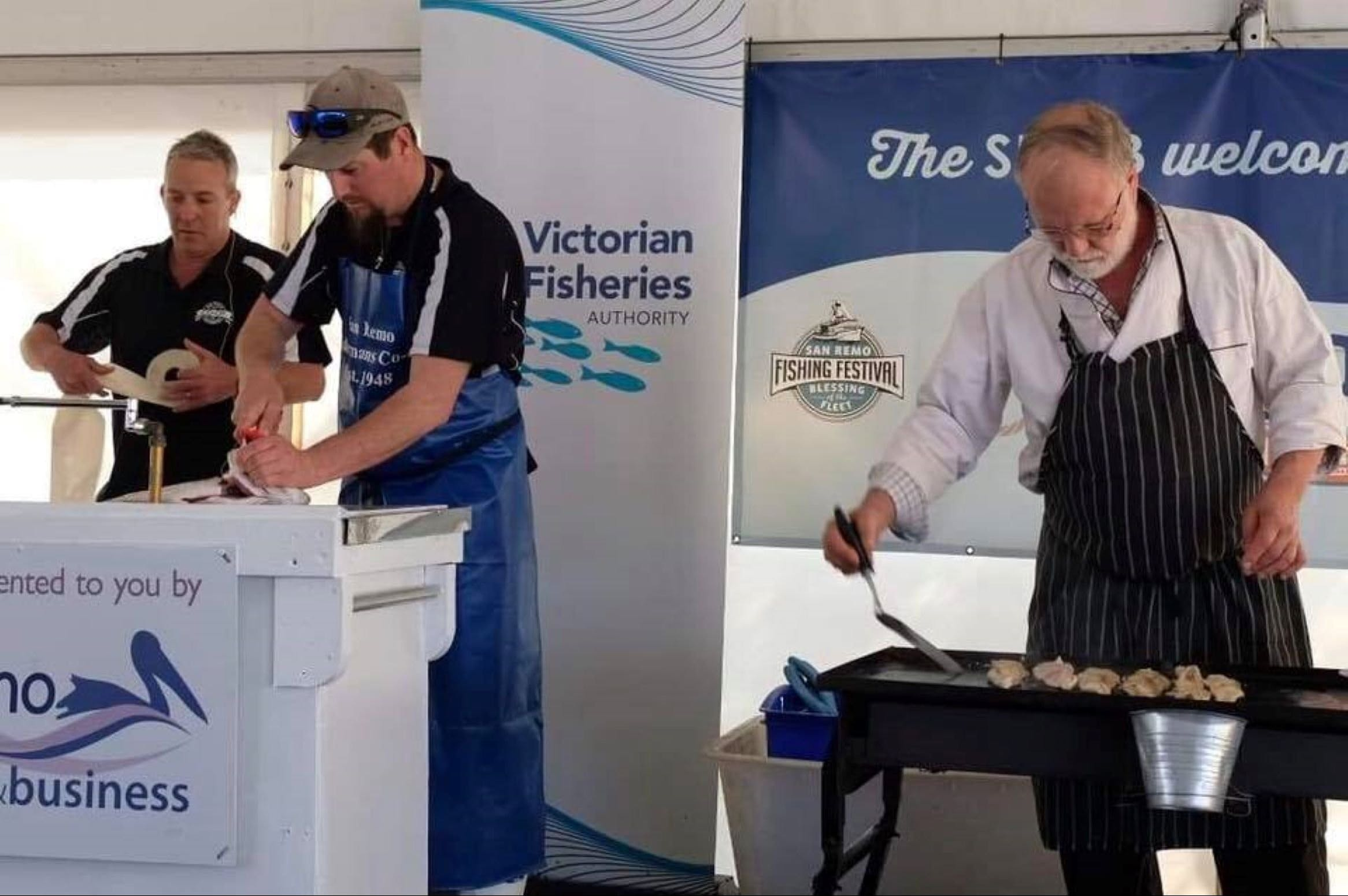 San Remo Fishing Festival - Sunshine Coast Tourism