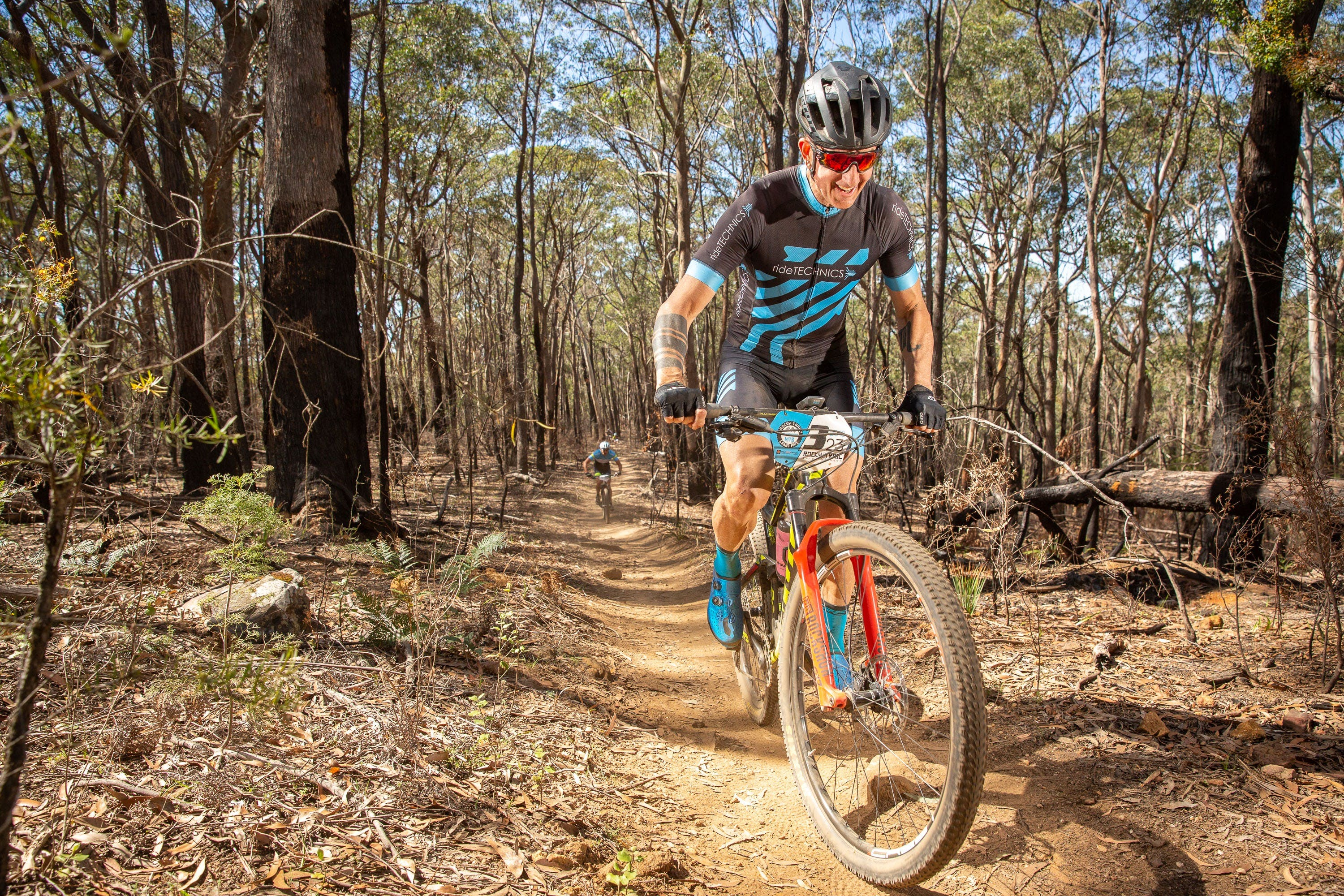 Shimano Mountain Bike Grand Prix Race Six Kempsey - Sunshine Coast Tourism