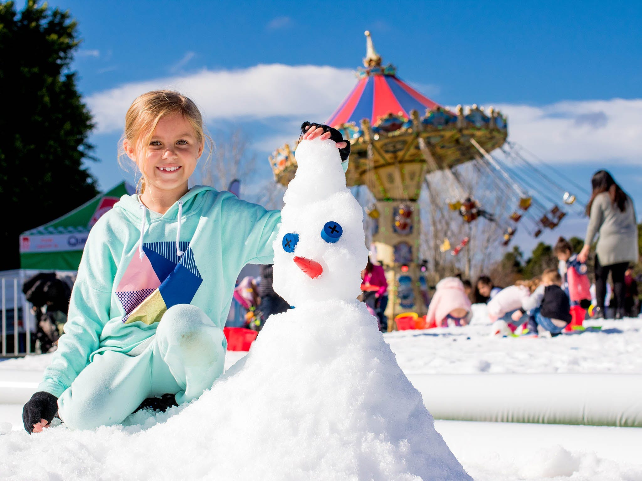 Snow Time in the Garden - Hunter Valley Gardens - Cancelled - Sunshine Coast Tourism