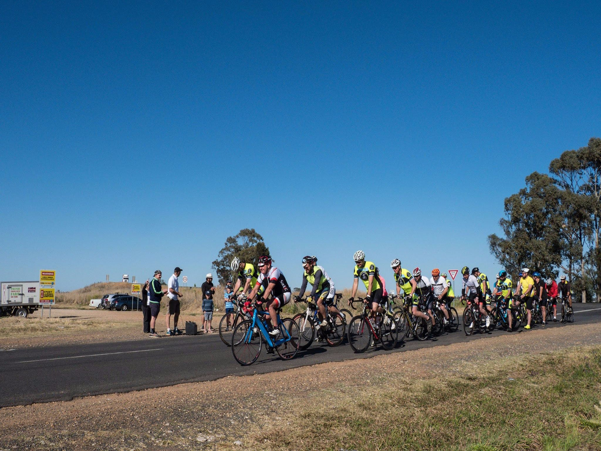 The Landmark Killarney Bike Classic - Sunshine Coast Tourism