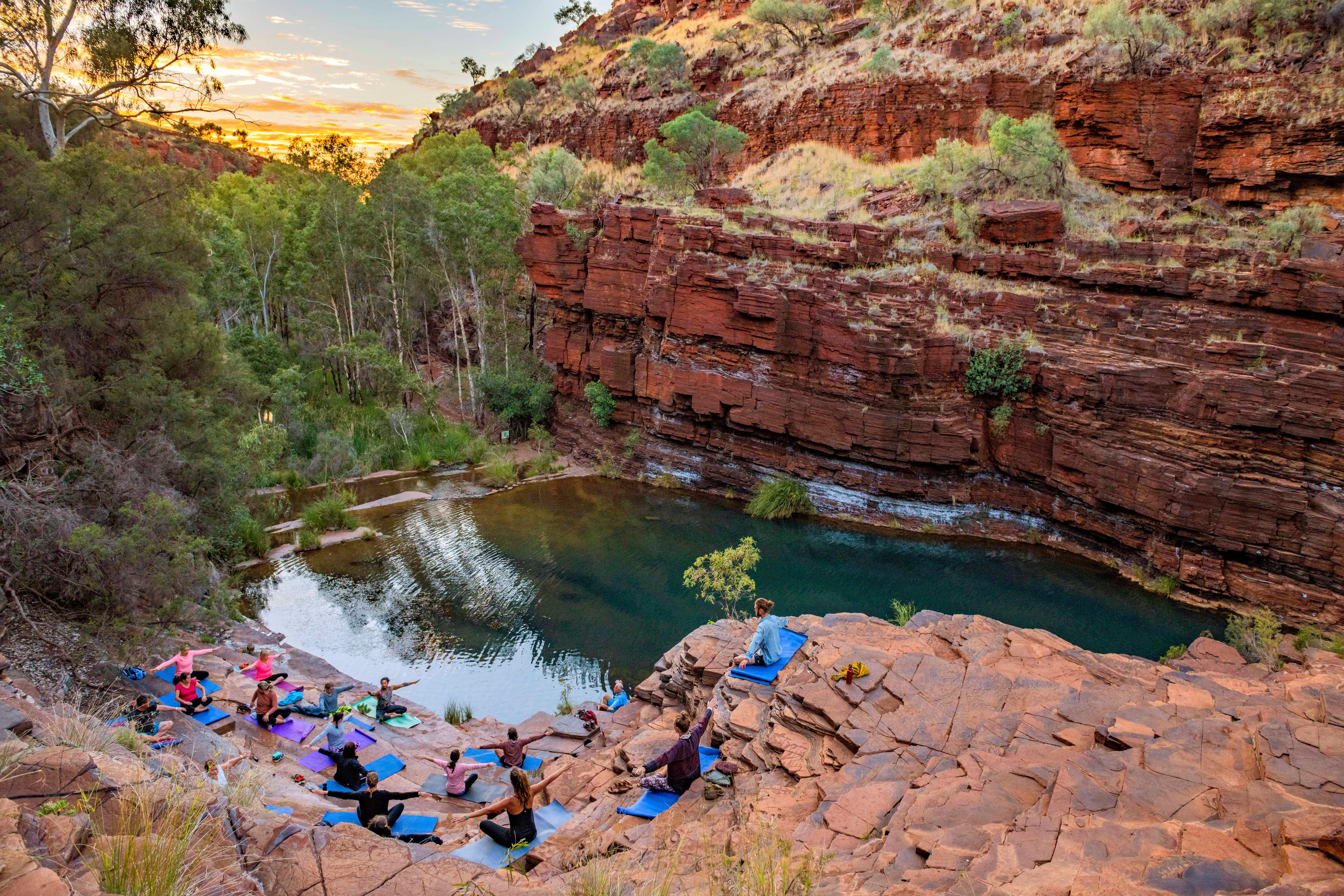 The Karijini Experience - Sunshine Coast Tourism