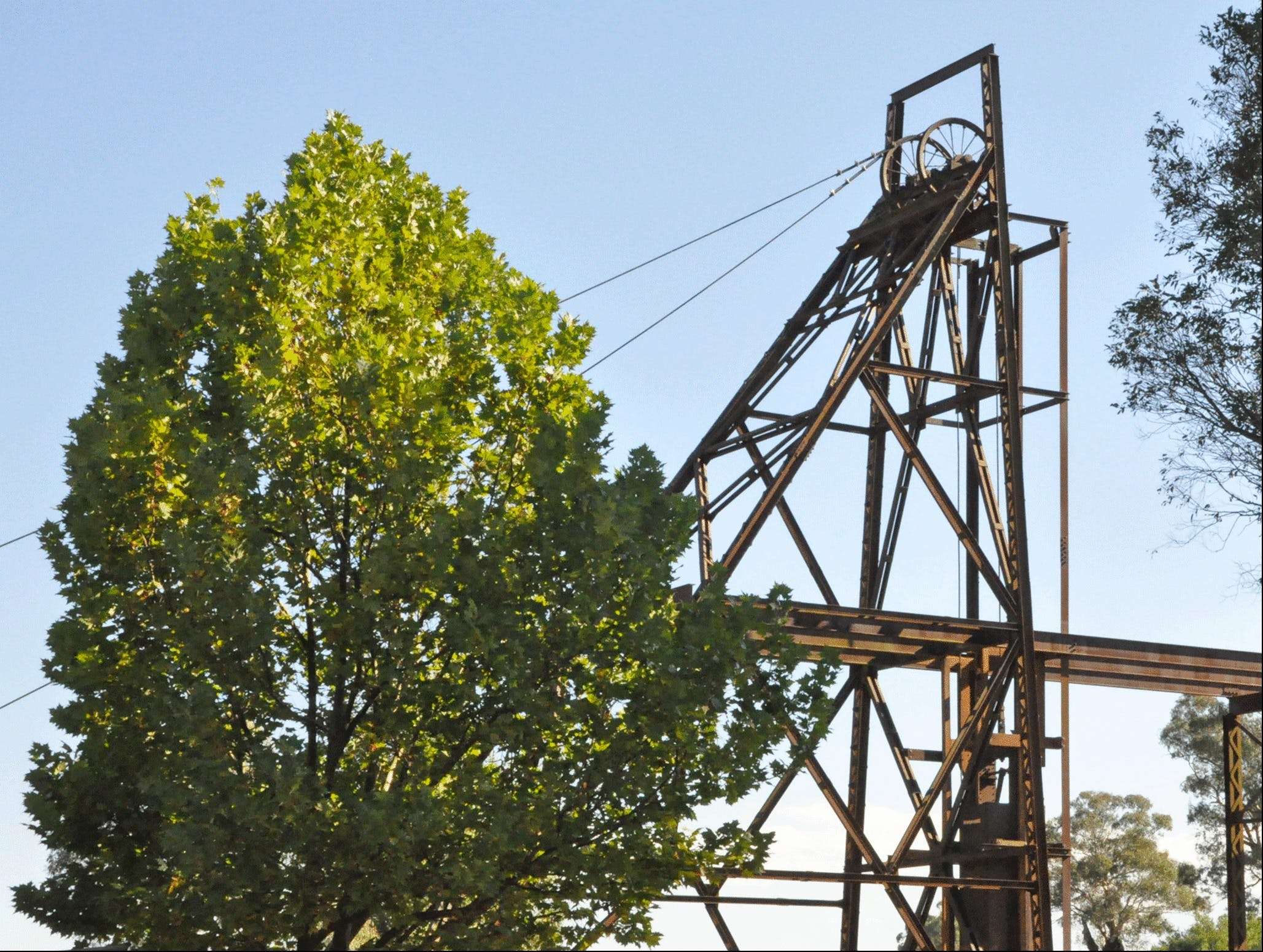 Wentworth Main Mine Open Day - Sunshine Coast Tourism