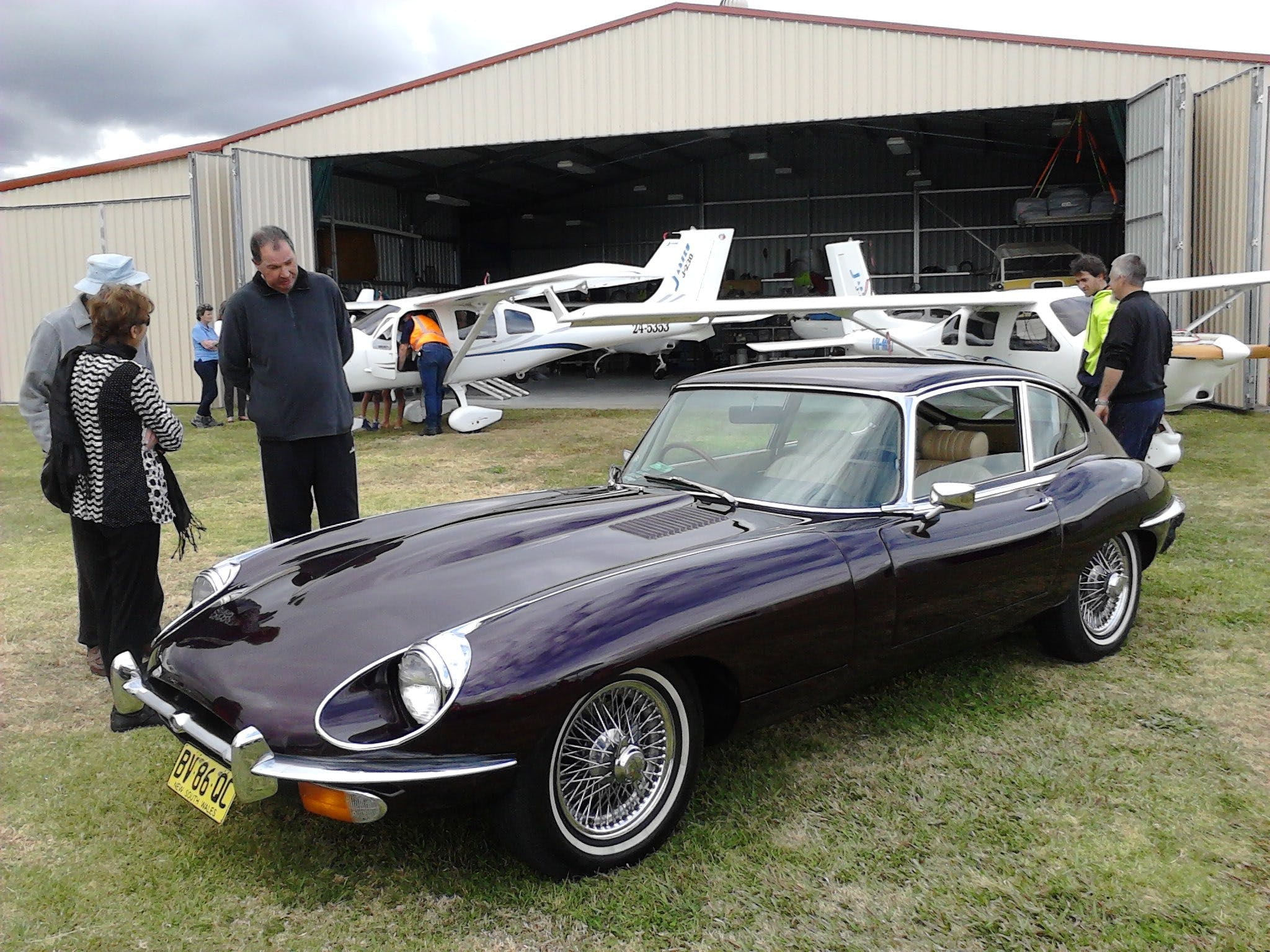 Wings and Wheels Open Day - Sunshine Coast Tourism