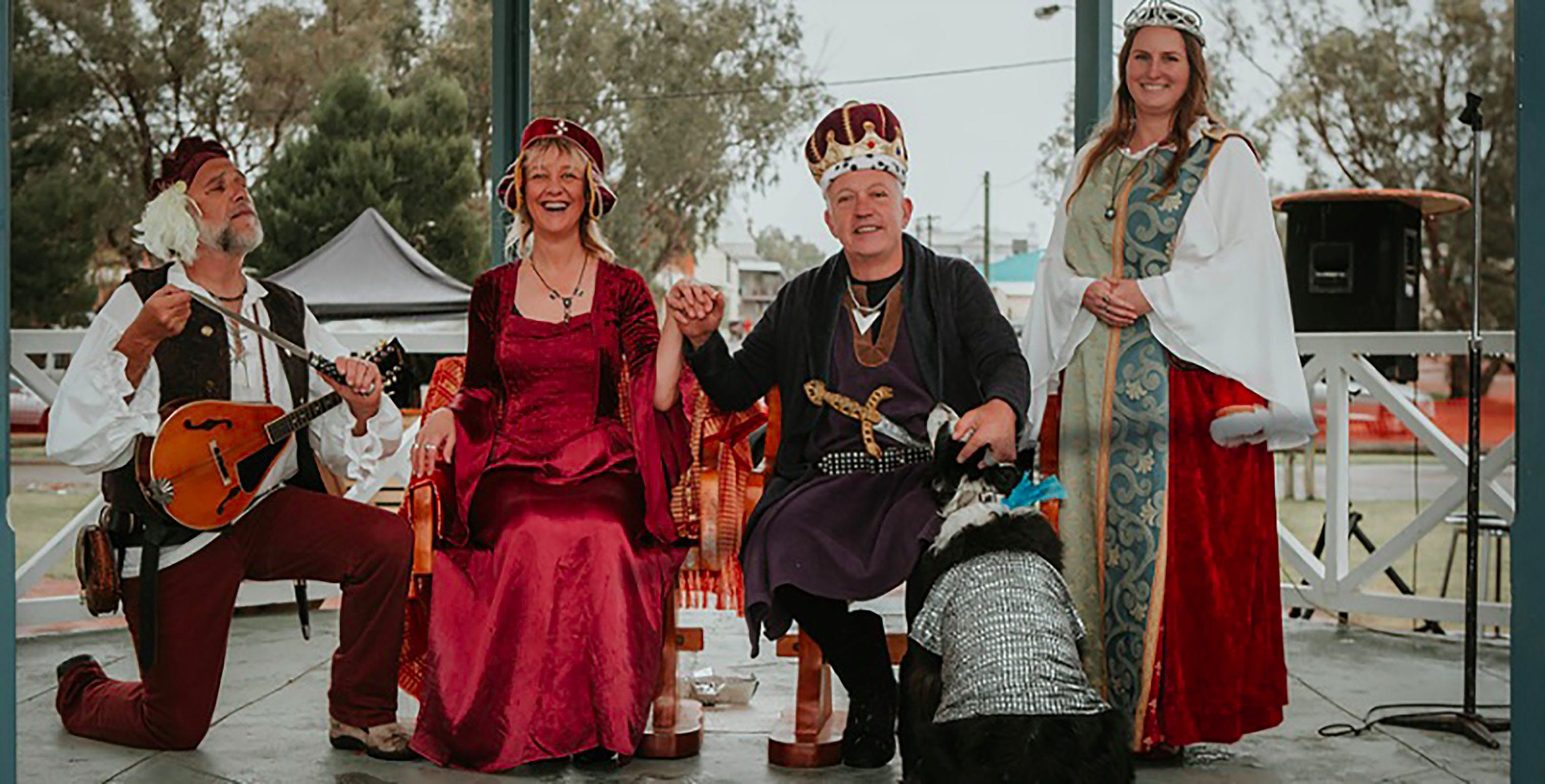 York Medieval Fayre - Sunshine Coast Tourism