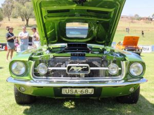 Central West Car Club Charity Show and Shine - Sunshine Coast Tourism