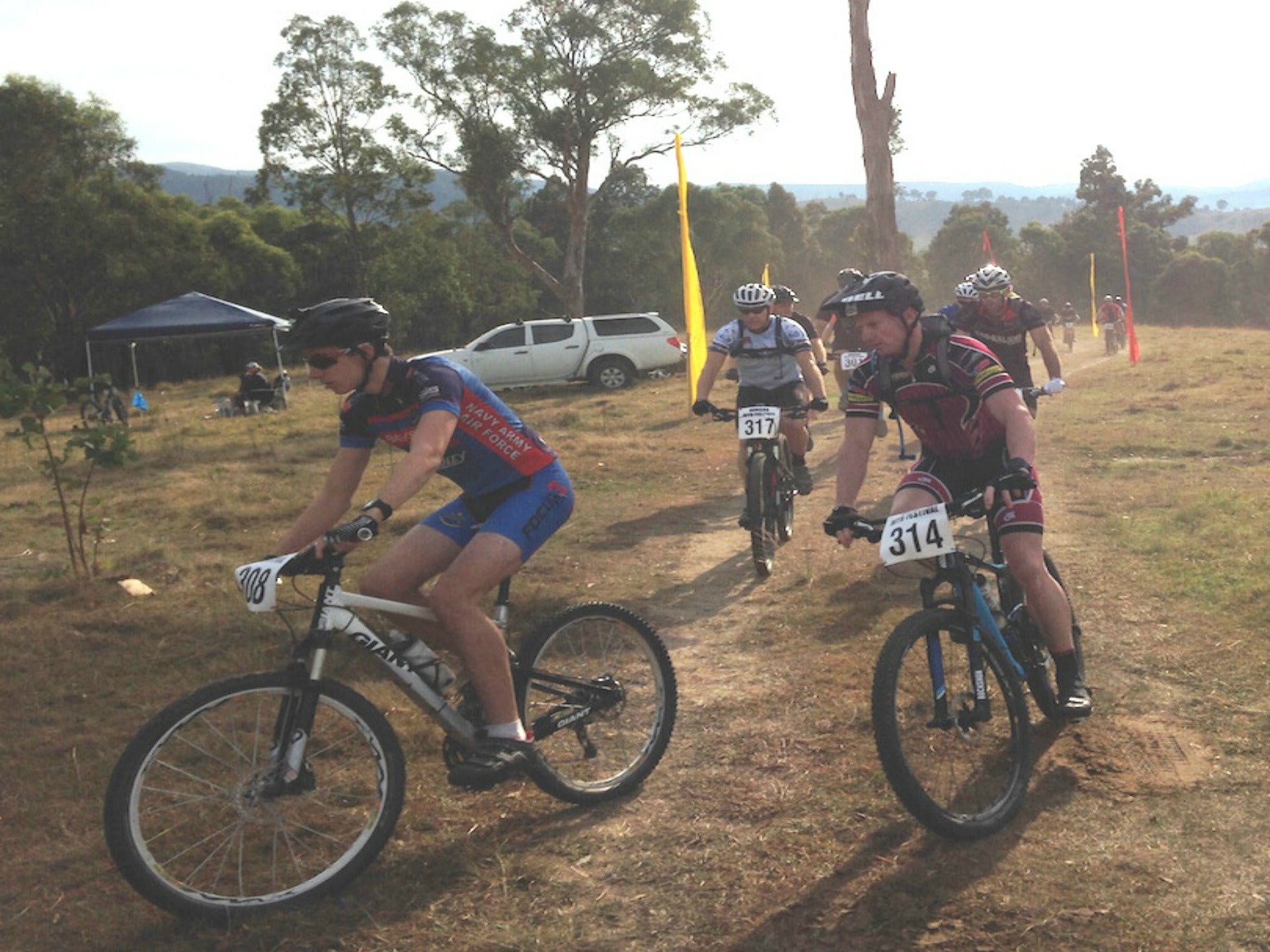 Dungog Mountain Bike Festival - Sunshine Coast Tourism