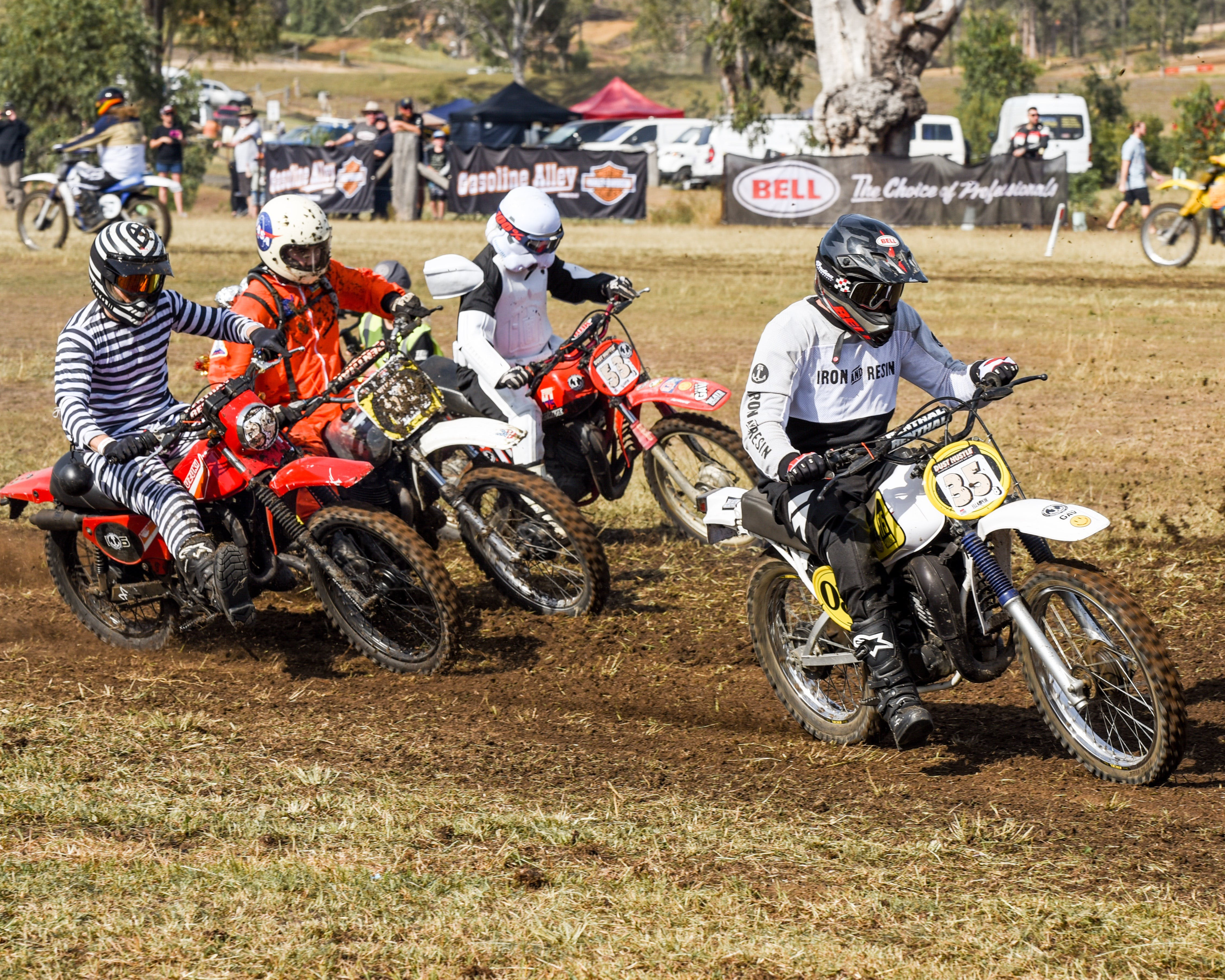 Dust Hustle Queensland Moto Park - Sunshine Coast Tourism