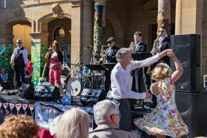 Jumpers and Jazz in July Festival - Sunshine Coast Tourism