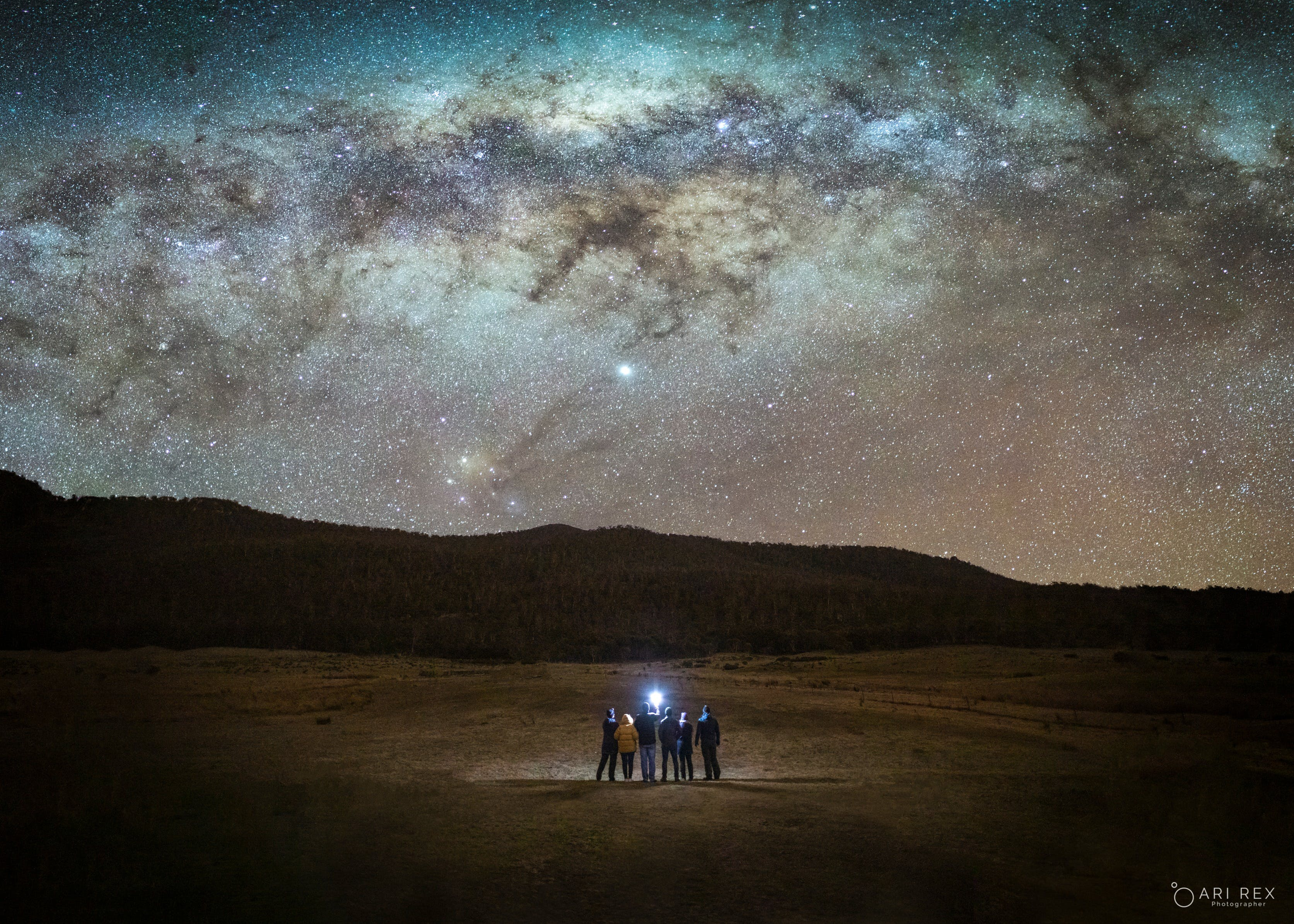 Milky Way Photography Workshop with Ari Rex - Sunshine Coast Tourism