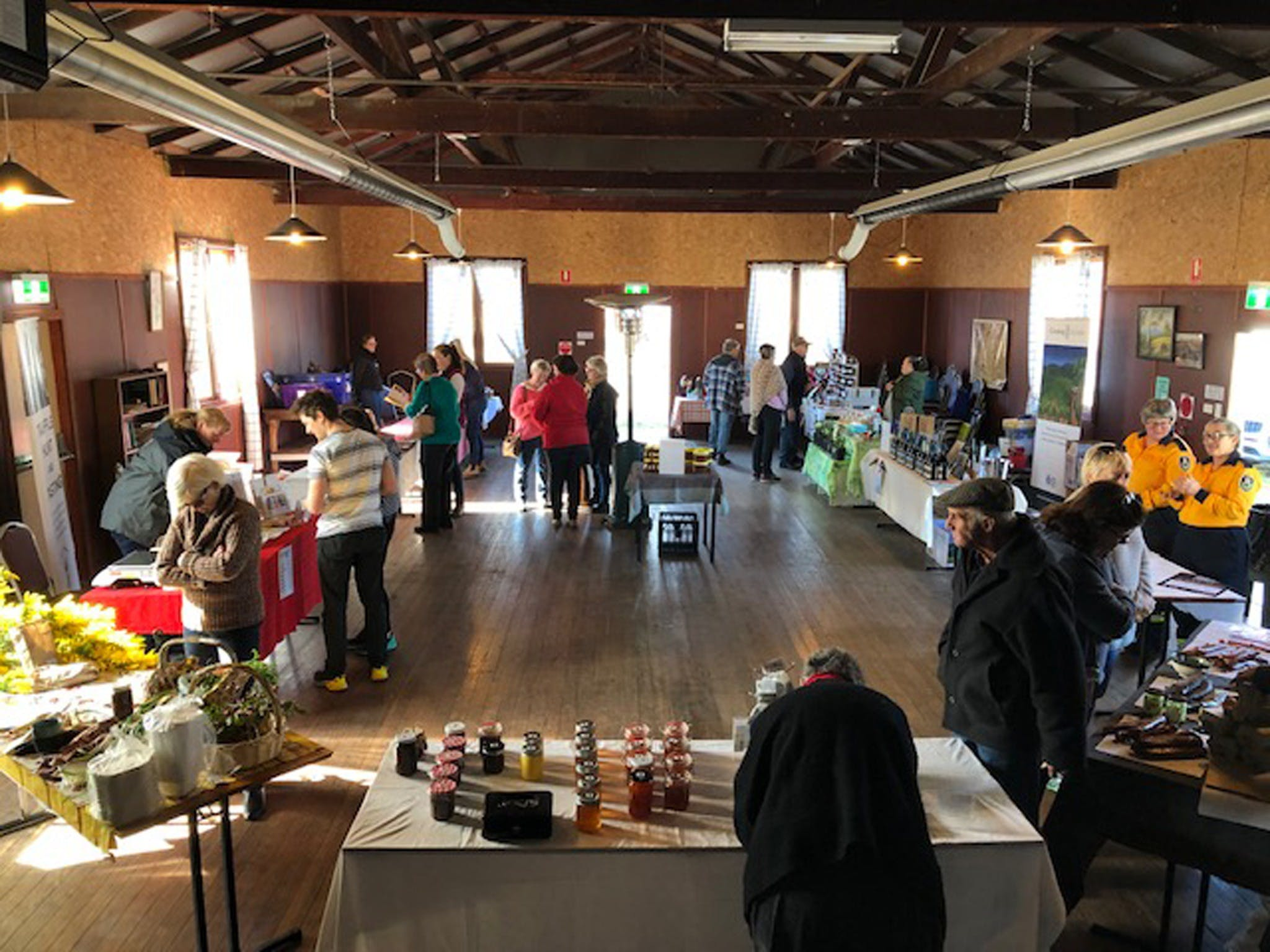 Nerriga Produce Market - Sunshine Coast Tourism