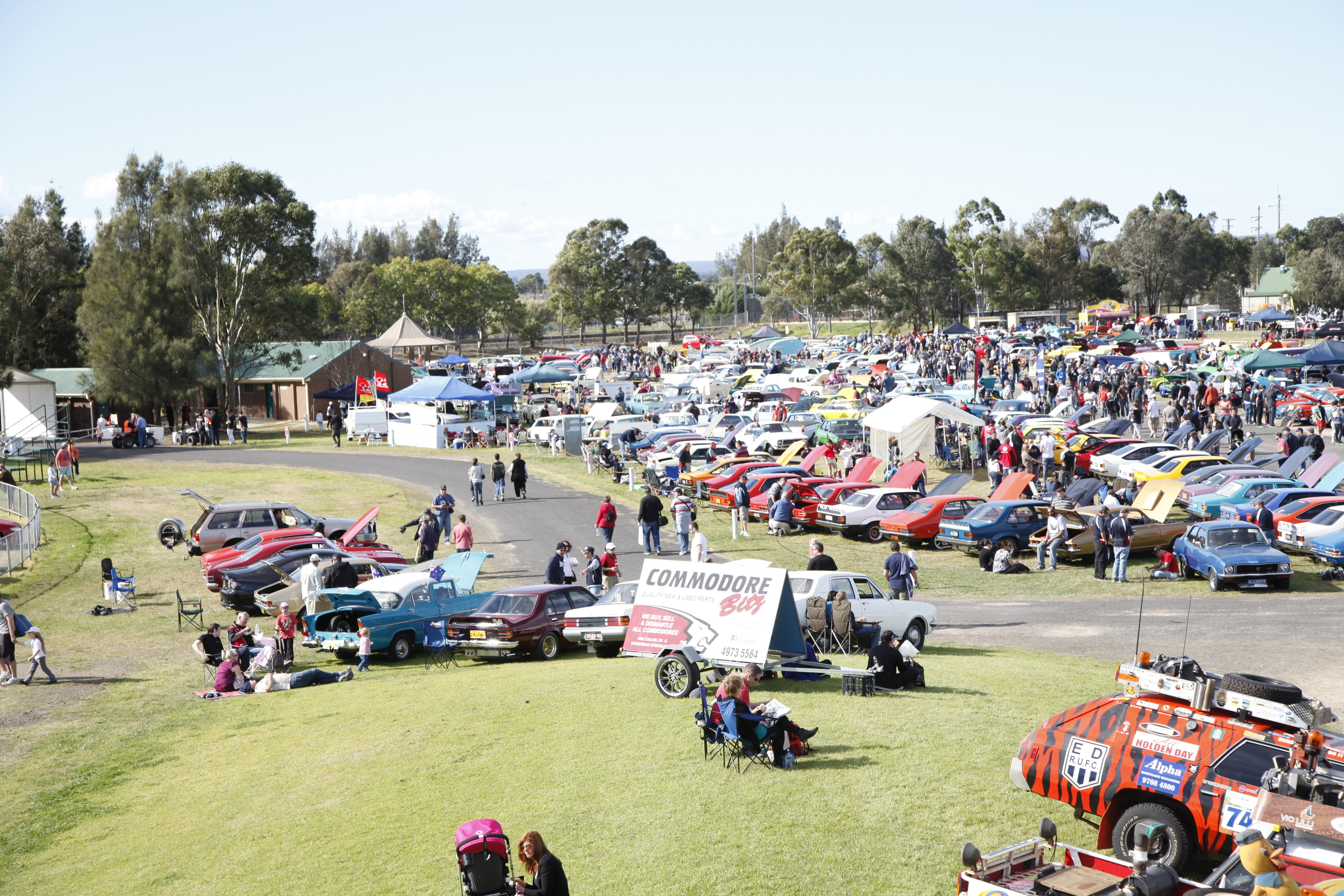 NSW All Holden Display Day - Sunshine Coast Tourism