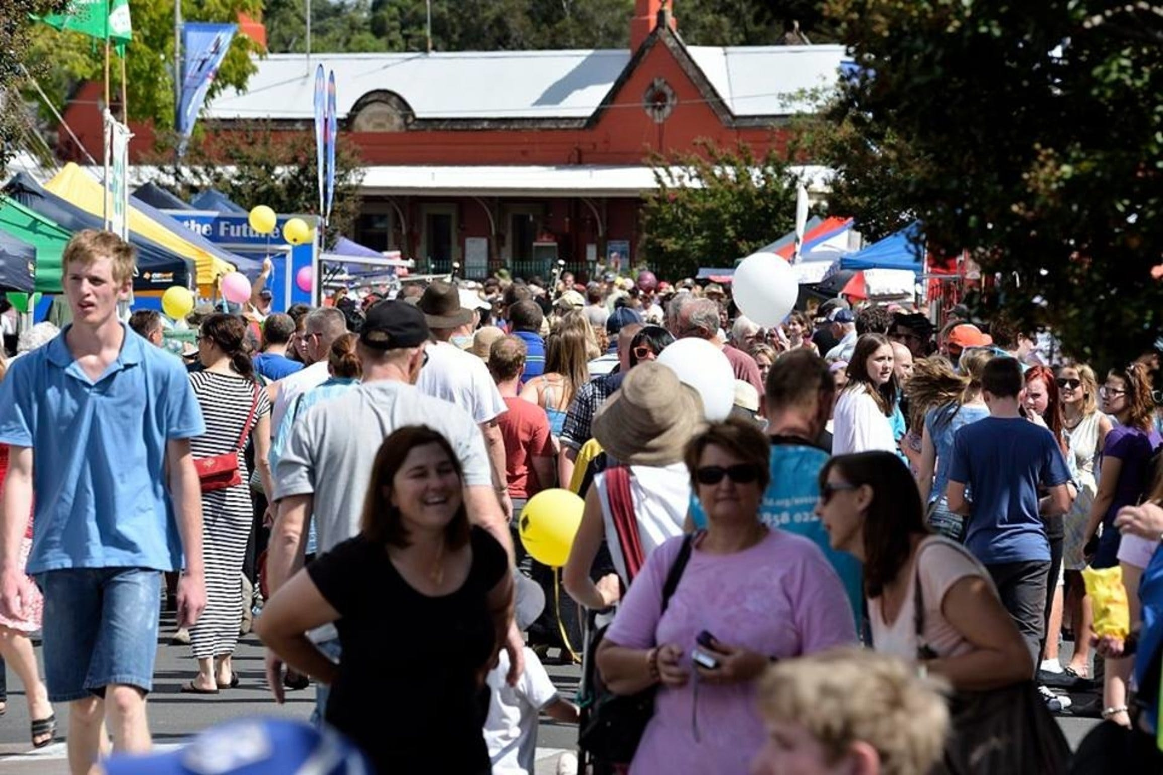 Springwood Foundation Day Festival - Sunshine Coast Tourism