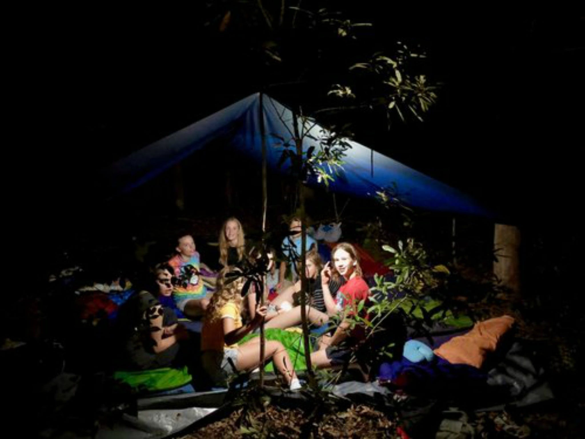 Summer  Family Nature Camp - Sunshine Coast Tourism