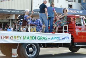 The Grey Mardi Gras - Sunshine Coast Tourism