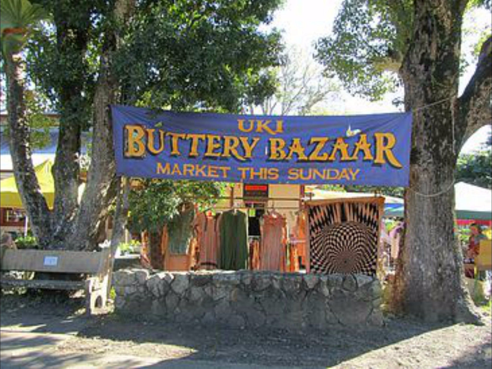 Uki Buttery Bazaar - Sunshine Coast Tourism