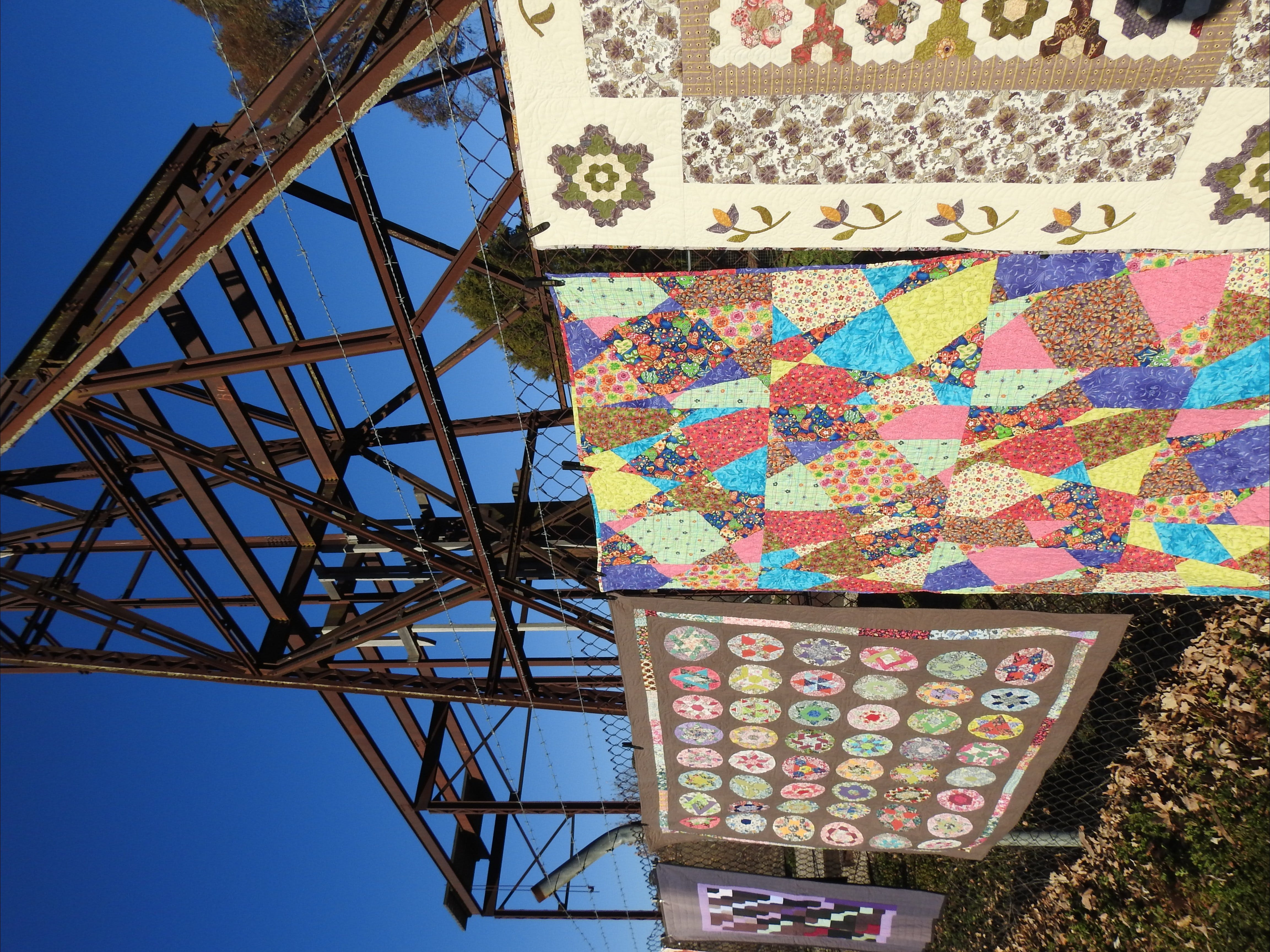 Wentworth Mine Airing of the Quilts - Sunshine Coast Tourism