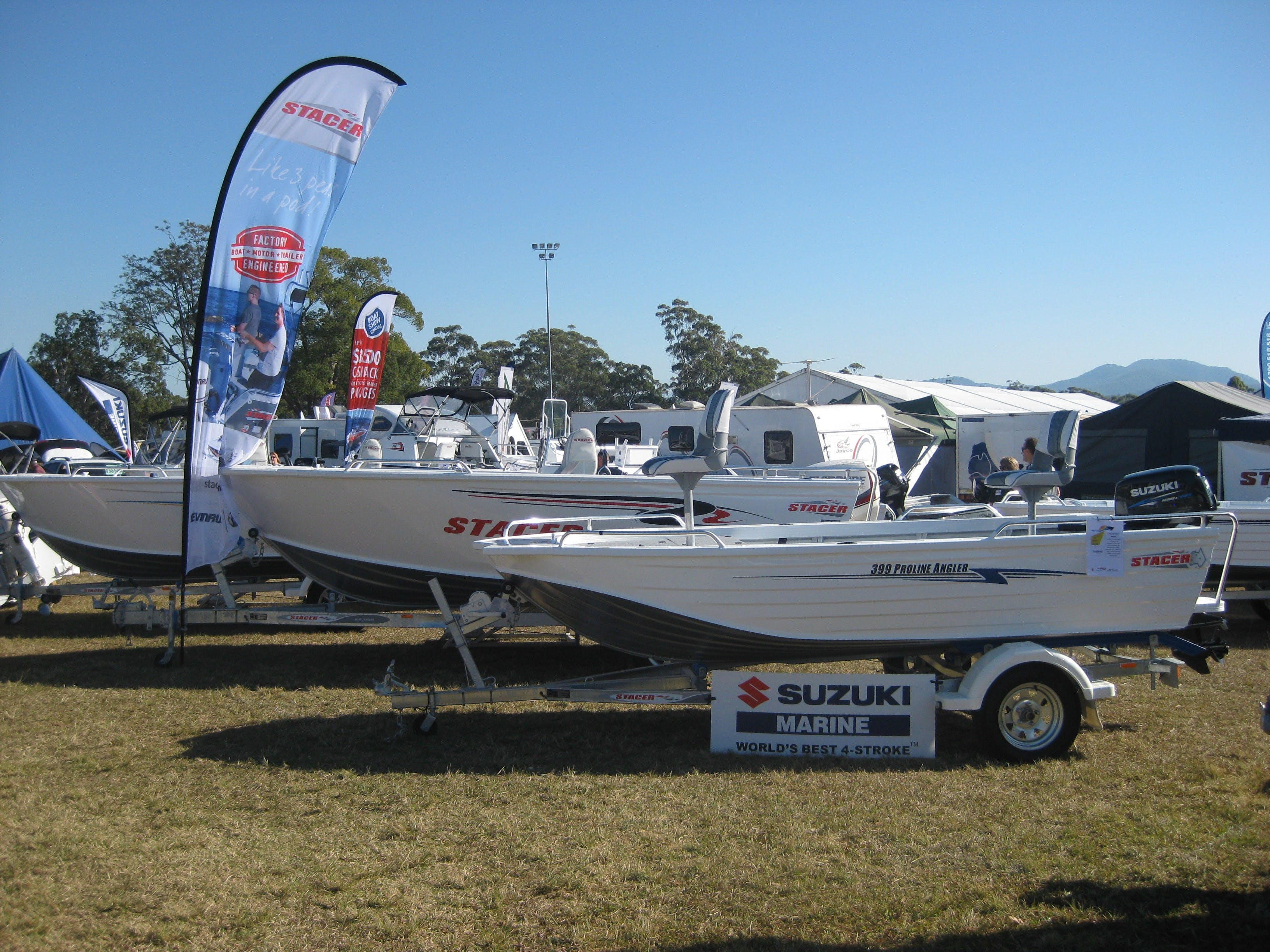 Mid North Coast Caravan Camping 4WD Fish and Boat Show - Sunshine Coast Tourism