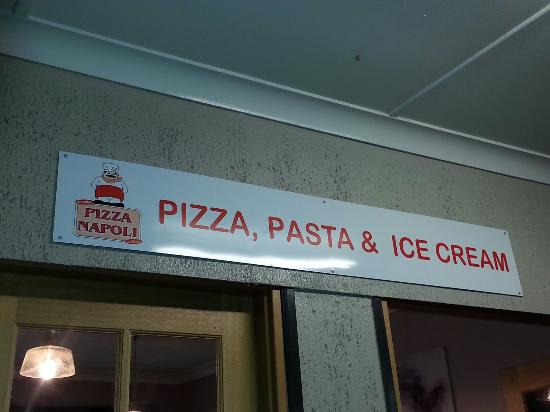 Pizza Napoli - Sunshine Coast Tourism