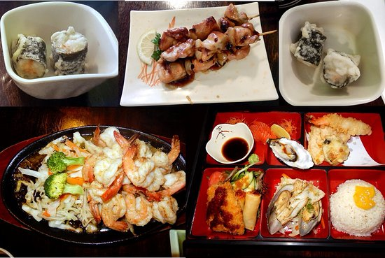 Hyakumi Japanese Restaurant - Sunshine Coast Tourism