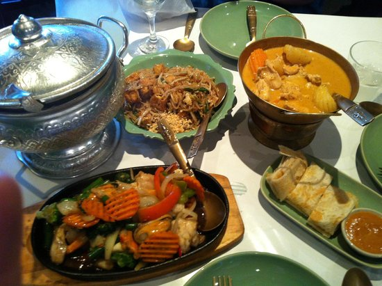 Saowanee Thai Restaurant - Sunshine Coast Tourism
