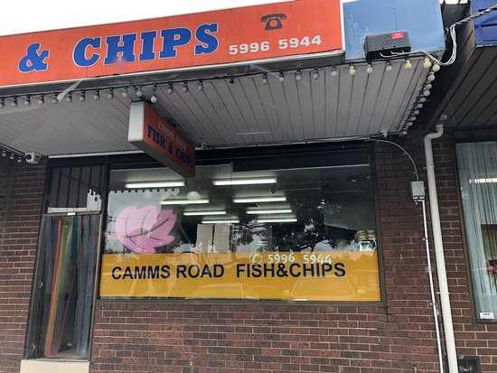 Camms Rd Fish  Chips - Sunshine Coast Tourism