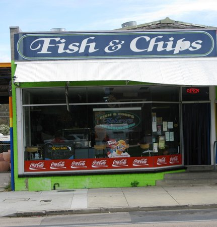 Isley's Fish  Chips - Sunshine Coast Tourism