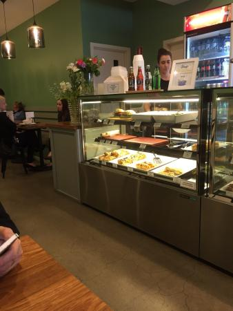 Olivia's Coffee Cakes Food - Sunshine Coast Tourism