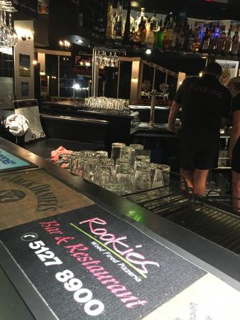 Rookies Pizzeria Bar  Grill - Sunshine Coast Tourism