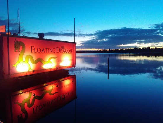 The Floating Dragon - Sunshine Coast Tourism