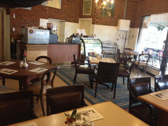 Beaufort Park Cafe - Sunshine Coast Tourism