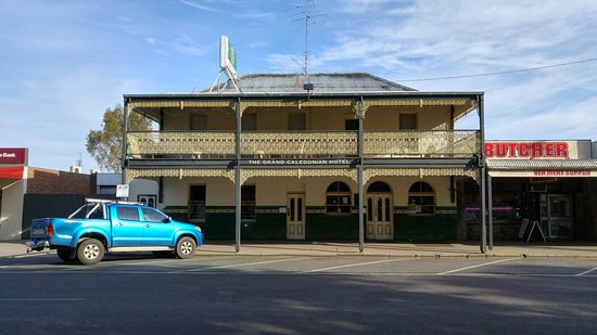 The Grand Caledonian Hotel - Sunshine Coast Tourism
