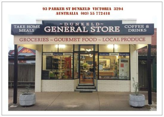 Dunkeld General Store - Sunshine Coast Tourism
