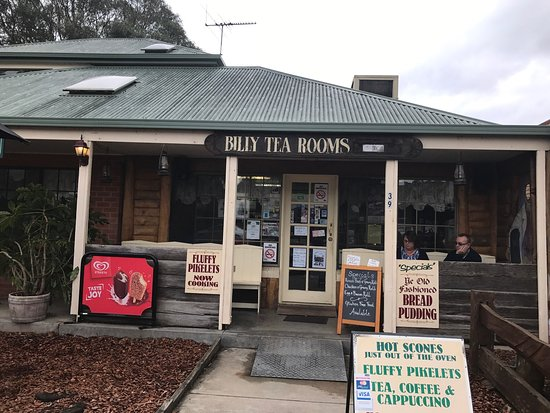 Glenrowan Dad and Dave's Billy Tea Rooms and Accommodation - Sunshine Coast Tourism