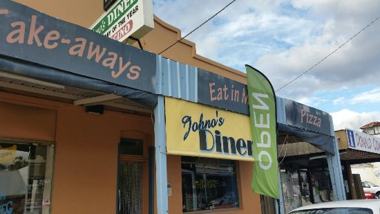 Johno's Diner - Sunshine Coast Tourism