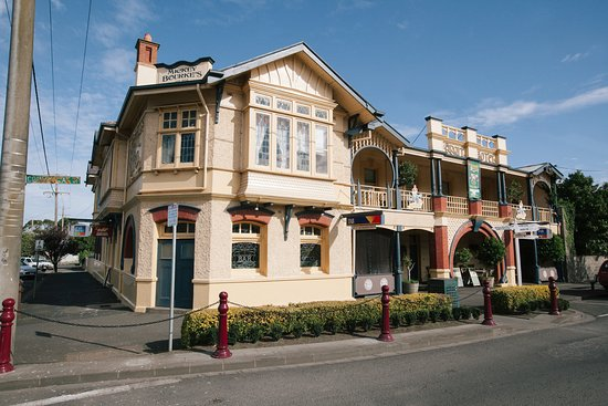Mickey Bourke's Koroit Hotel - Sunshine Coast Tourism