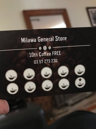 Milawa General Store and Coffee Shop - Sunshine Coast Tourism