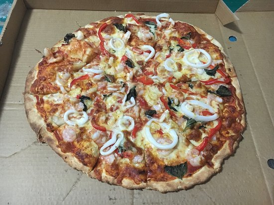 Bay Pizza - Sunshine Coast Tourism