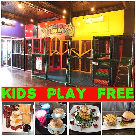 Chameleon Play Cafe - Sunshine Coast Tourism