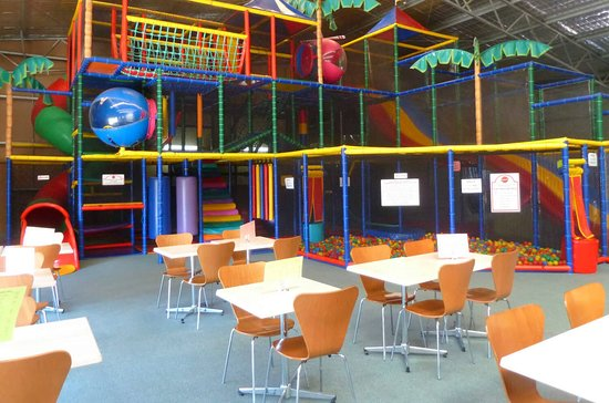 Rumble Tumbles Indoor Playcentre  Cafe - Sunshine Coast Tourism