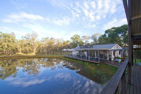 The Deck Cafe Lovedale - Sunshine Coast Tourism
