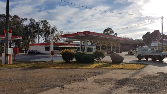 Caltex Tarcutta Roadhouse - Sunshine Coast Tourism