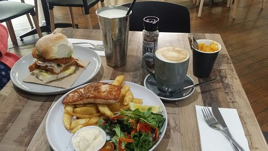 Higher Grounds Cafe Kincumber - Sunshine Coast Tourism