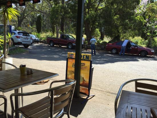 The Old Road Cafe - Sunshine Coast Tourism