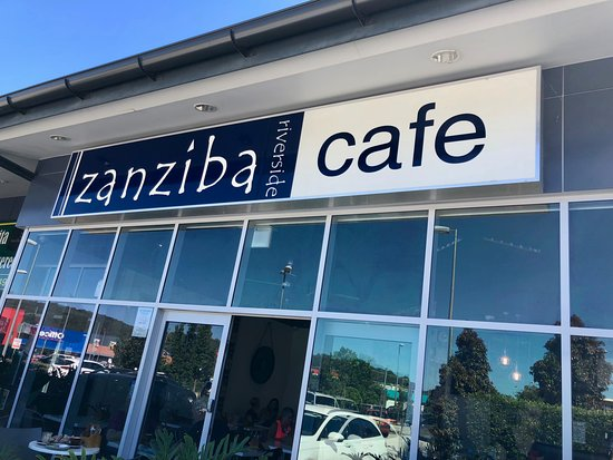 Zanziba Riverside Cafe - Sunshine Coast Tourism
