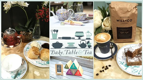Bake Table  Tea - Sunshine Coast Tourism