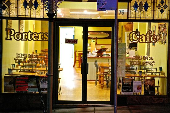 Porters Cafe - Sunshine Coast Tourism